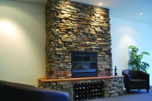 Fireplace Mountain LedgeStone Cabernet CSI-048