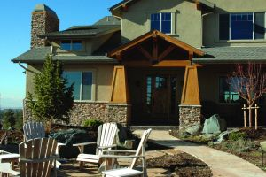 Mountain LedgeStone Cashew Brown CSI-045