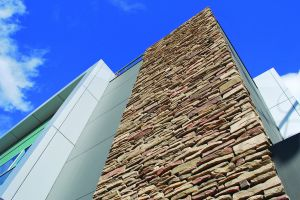 Stacked LedgeStone Cabernet CSI-065