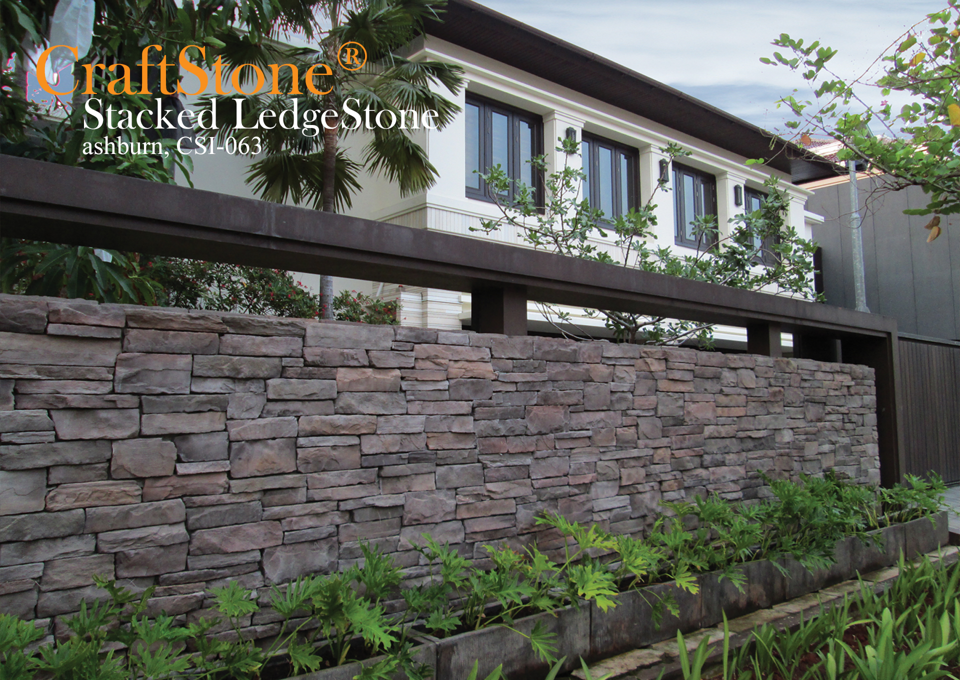 Stacked LedgeStone 2
