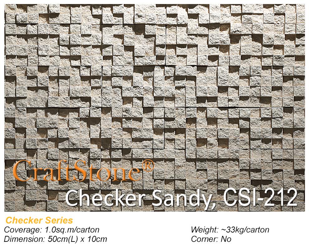 Checker CSI-212 Swatch