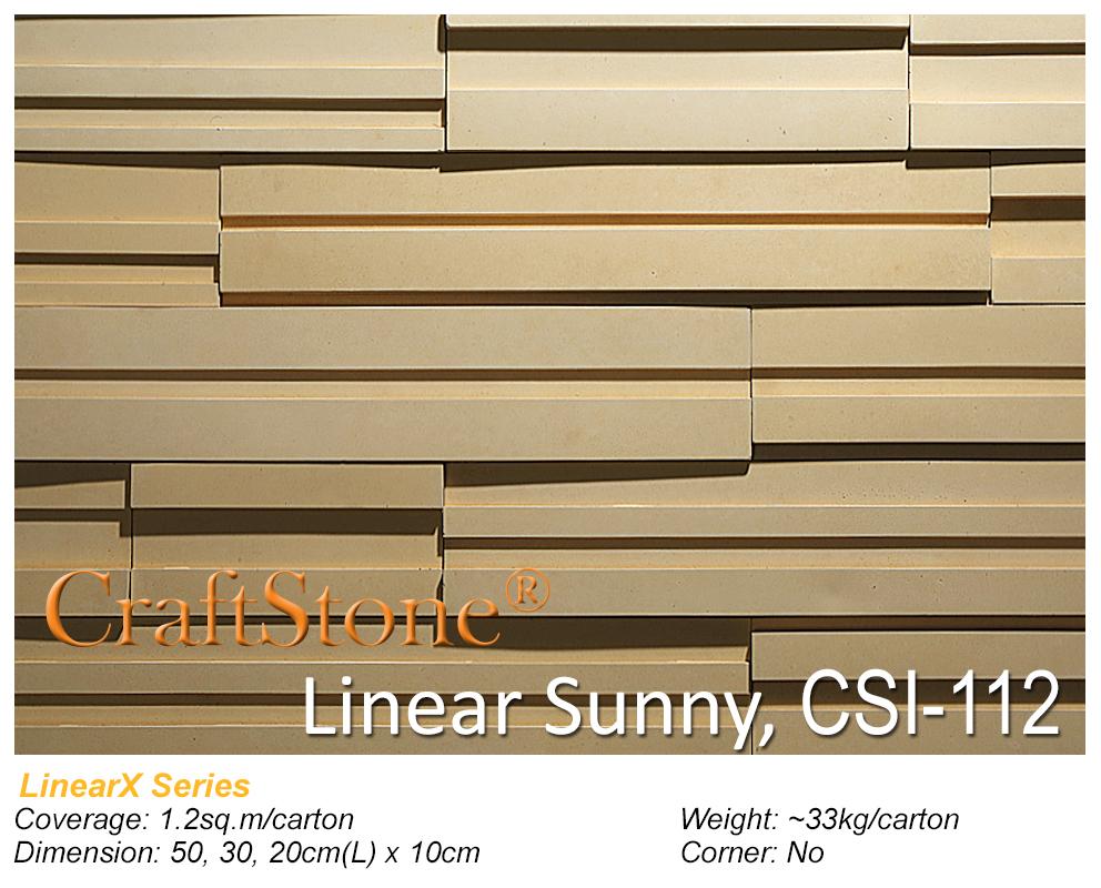 Linear CSI-112 Swatch