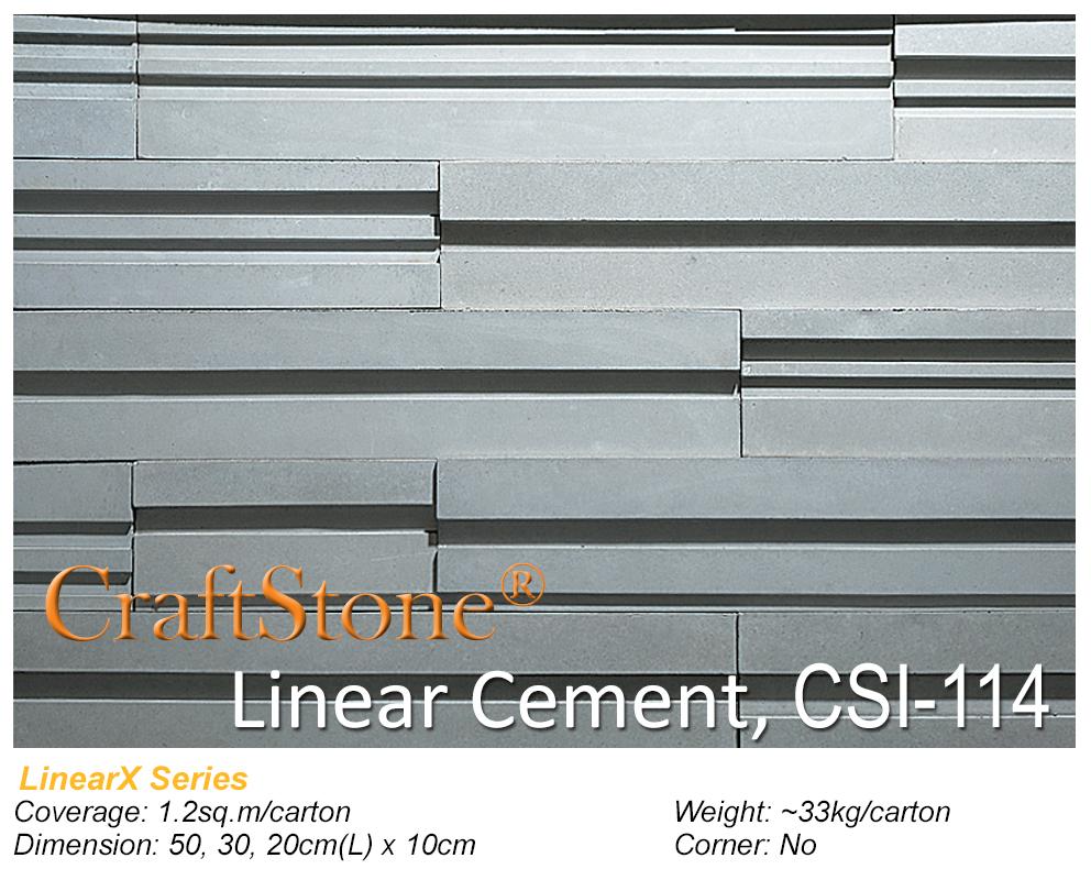 Linear CSI-114 Swatch