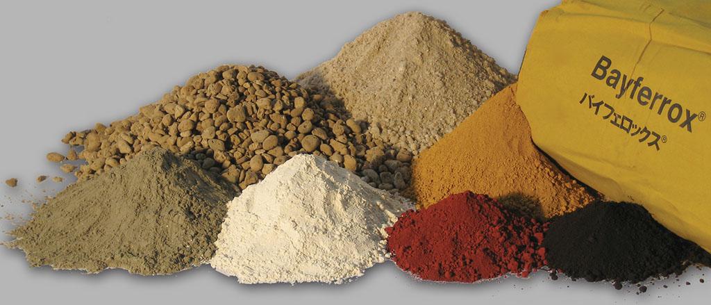 Raw Materials-crop